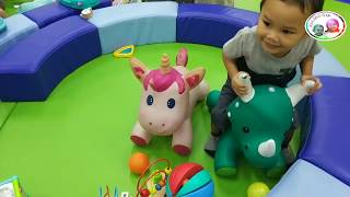 #kidzoona #playground #surabaya                            Bermain di playground KidZoona (bagian 2)