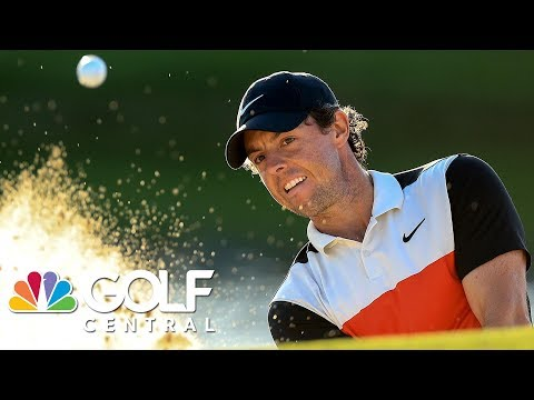 Rory McIlroy's 'shot Of The Year' Propels Him To 64 In Dubai | Golf Central | Golf Channel