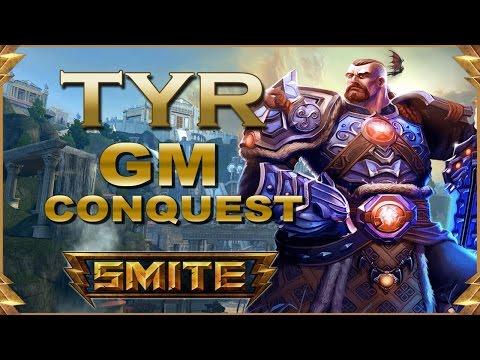 SMITE! Tyr, El buff era necesario :V! GM Conquest #49