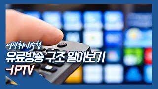 [영상취재수첩] 유료방송 구조 알아보기…
