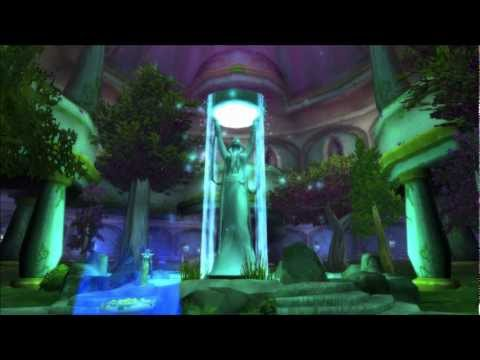 Temple Of The Moon - Burning Crusade Music