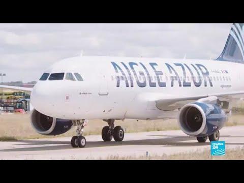 La compagnie aérienne Aigle Azur en cessation de paiement