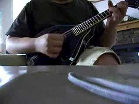 Cripple Creek-Mandolin - YouTube
