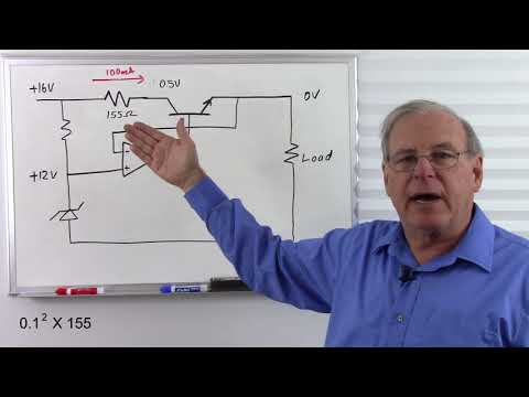 RSD Academy - Building a Linear Power Supply - Part 5 - Current Limiting