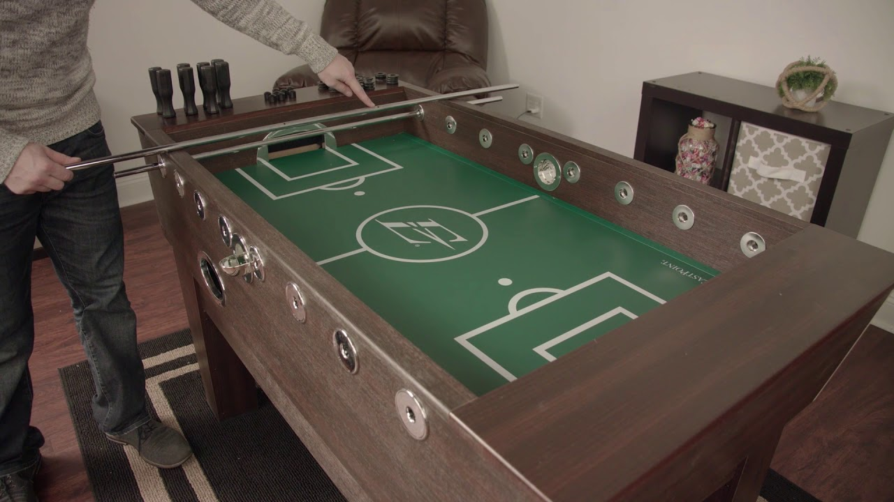 Exceptionnel Alister Foosball Table Assembly Video