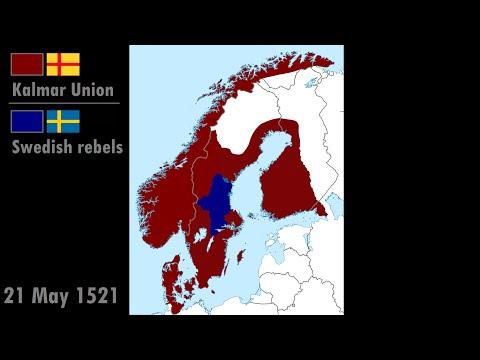 Swedish War of Liberation: Every Week
