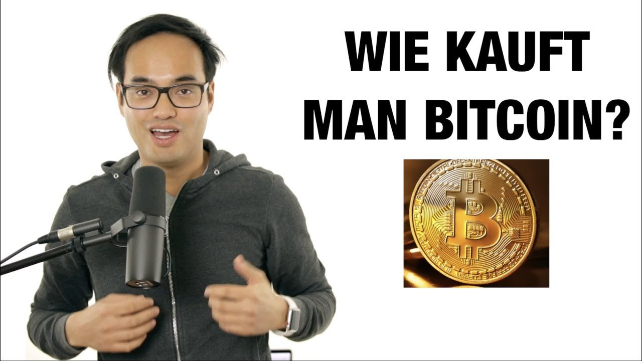 Wo Kauft Man Bitcoins