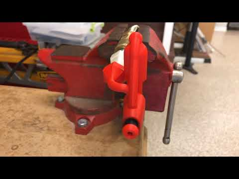100% 3D Printed Model Aircraft Engine