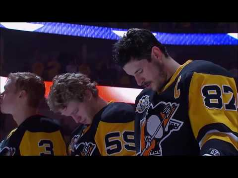 Pregame Intro/Anthems -  Ottawa Senators vs Pittsburgh Penguins ECF Game 7
