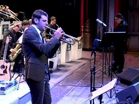 I Remember Clifford - Italian Big Band feat. Fabrizio Bosso - Teatro Petruzzelli di Bari