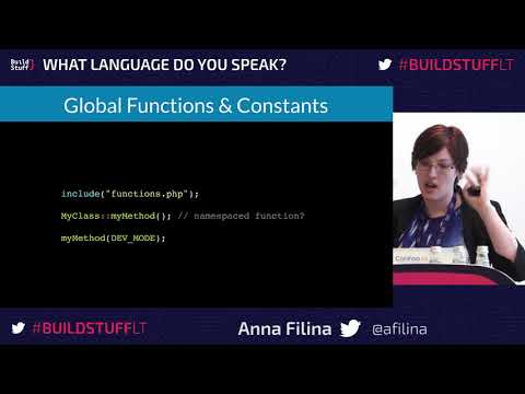 Anna Filina - Rewriting 15-Year-Old Code