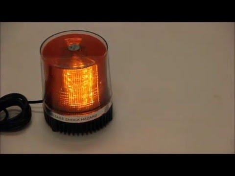 from safety aspli lighting light led twin beacon bar magnetic