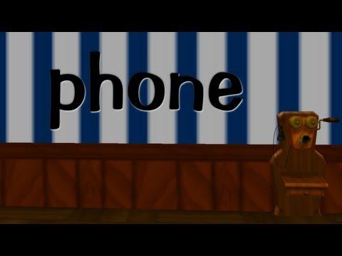Toontown: Phone
