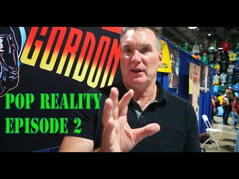 Pop Reality Episode 2  Sam J. Jones AKA Flash Gordon   LBCC  91816
