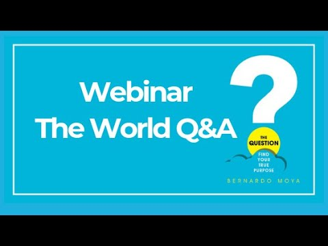 The Question - Webinar The World Q&A