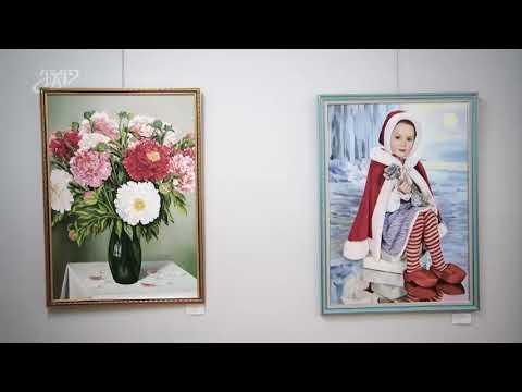 Выставка Евгения Сосновского в НГГТИ (Новости Невинномысска)