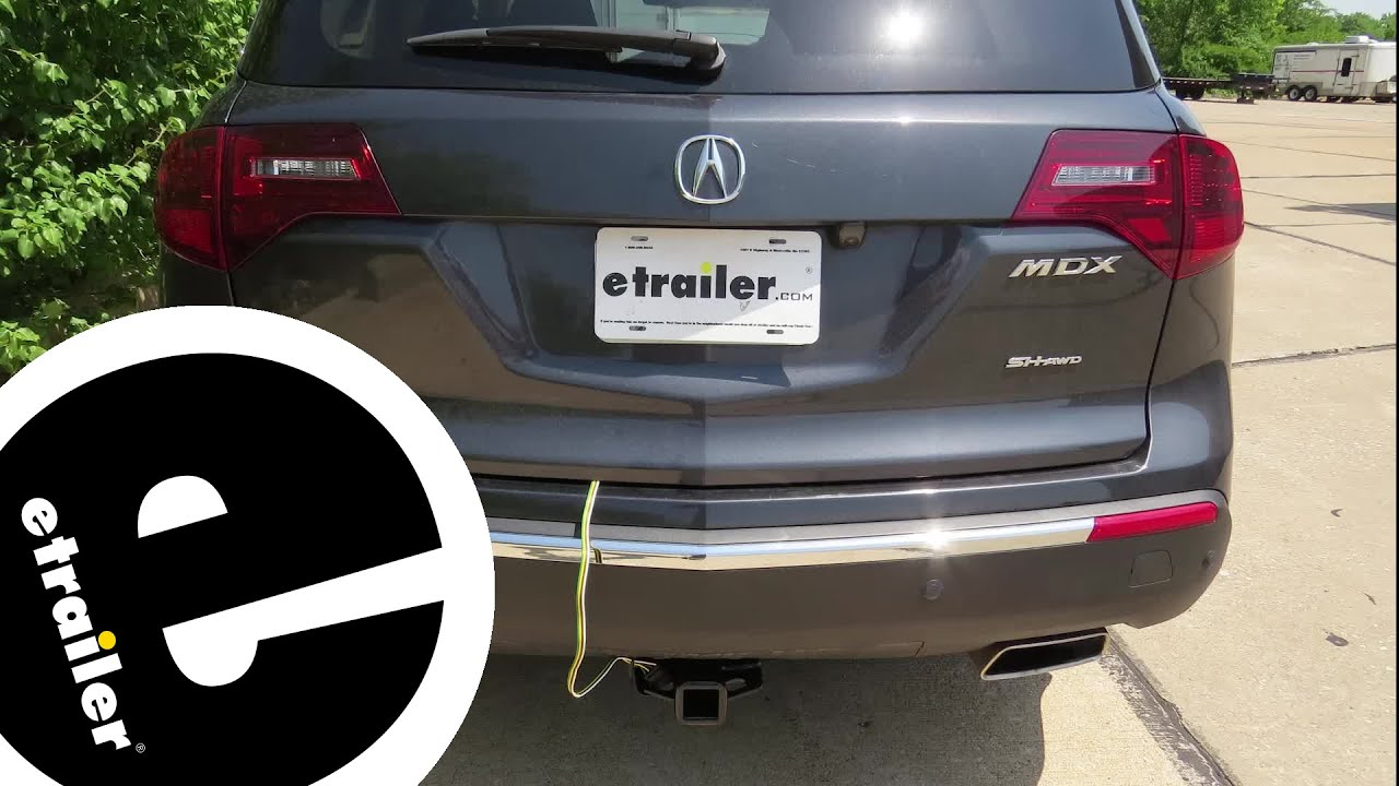 small resolution of best 2008 acura mdx trailer wiring options