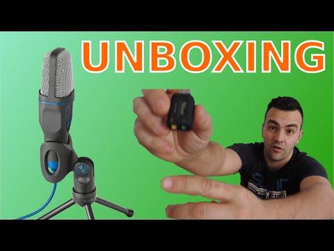 EL SONIDO DE UNA NUEVA ERA | Unboxing Microfono Trust