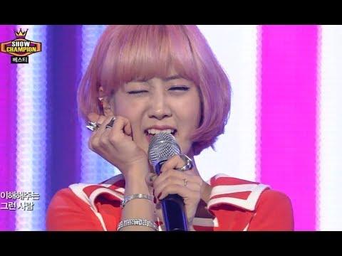 Bestie - Love Options, 베스티 - 연애의 조건, Show Champion 20131120