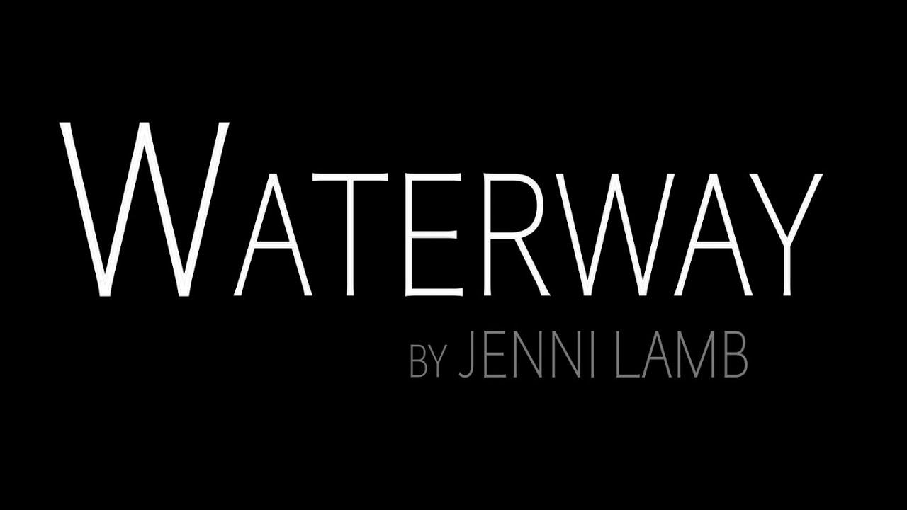 Waterway Animation Sample