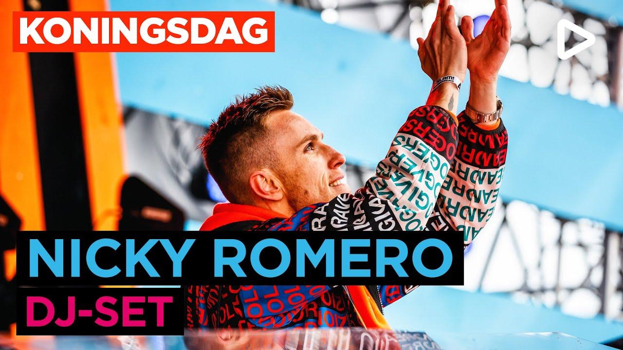 Download Nicky Romero (DJ-set) | SLAM! Koningsdag 2019