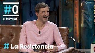 LA RESISTENCIA - Entrevista a Julián Villagrán   #LaResistencia 26.11.2019