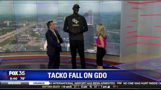 Tacko Fall is Coming Back to UCF