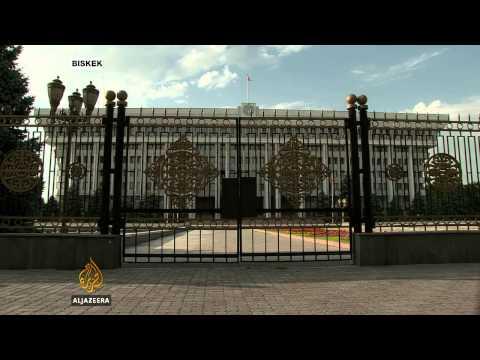Kyrgyzstan mulls anti-gay law