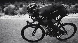 Durianrider + Team Sky Climbing Training Adelaide Australia Tour Down Under Recon.