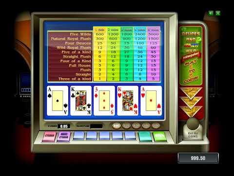 Игровой автомат DEUCES AND JOKER играть бесплатно и без регистрации онлайн