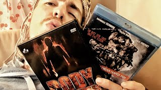 Body Hunter / Hatchetman (2003) Lady Blood (2009) Horror Movie Fast impression