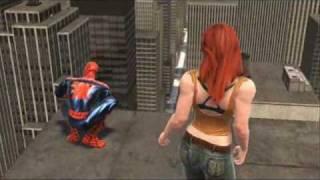 Spider-Man Web of Shadows - PC Gameplay - Final Showdown