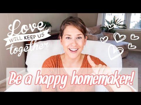 HOLY & HAPPY~ HOMEMAKING & keeping family life balanced