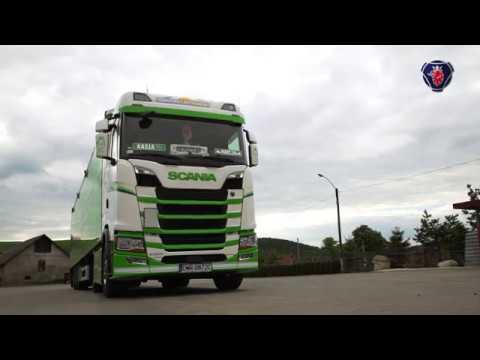 Scania nowej generacji - Transport Rutkowski