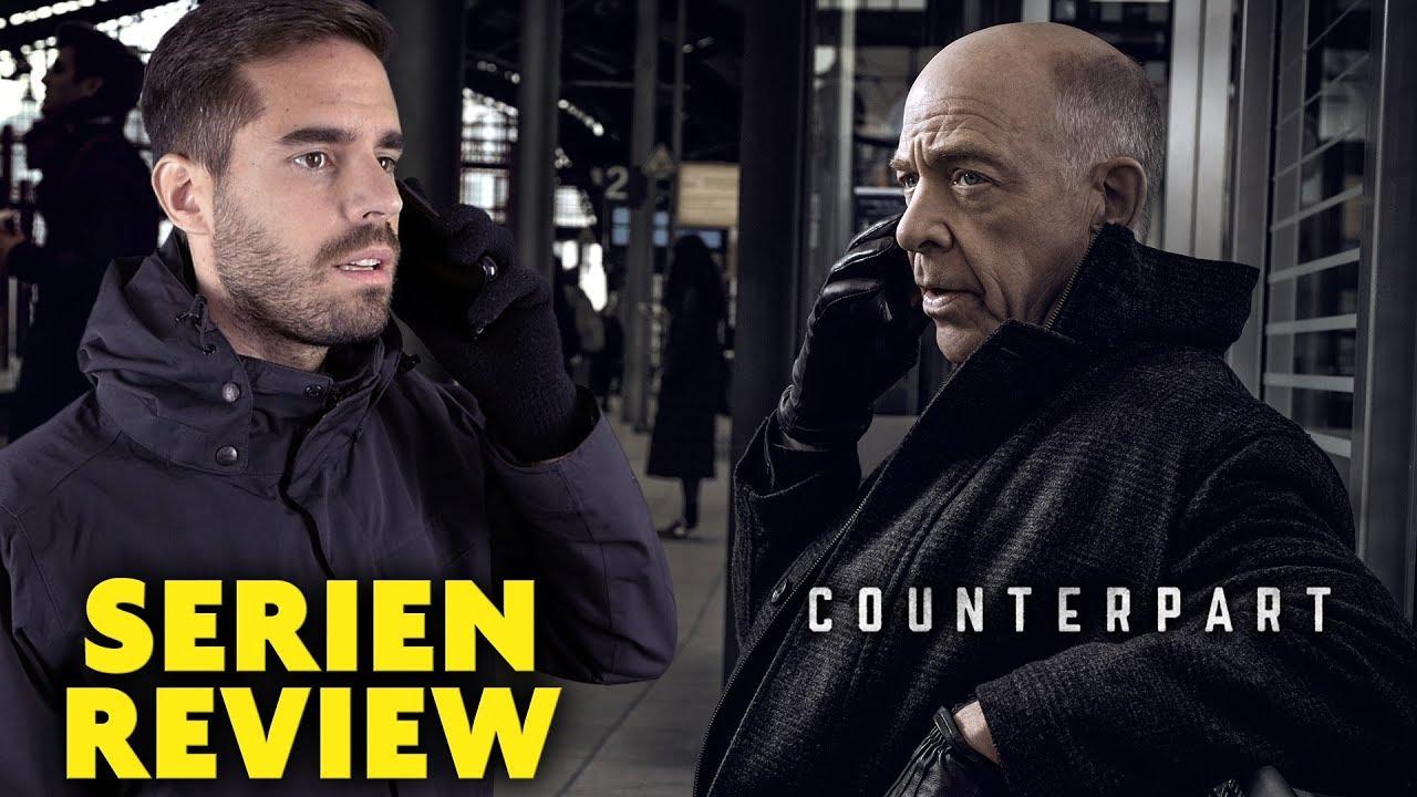 Download Counterpart Staffel 1   Kritik / Review   STARZPLAY