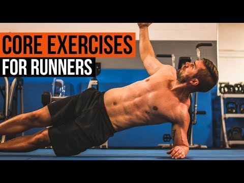 The 6 MOST Beneficial Core Exercises for Runners (Follow Along Workout)