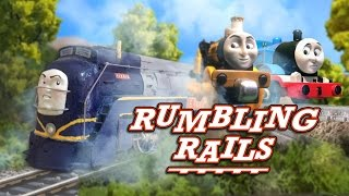 Runaway Rocket | Rumbling Rails #3 | Thomas & Friends
