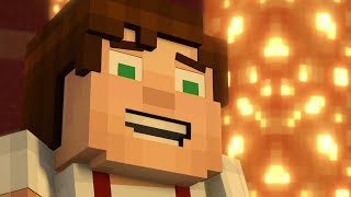 A Man Who Hates Bad Writing plays Minecraft Story Mode: Season 2 Episode 3