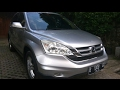 2011 Honda CR-V 2.4 A/T Start Up & In Depth Review Indonesia