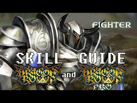 Dragon's Crown Skill Guide for Fighter
