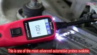 sealey pp100 automotive test probe scope