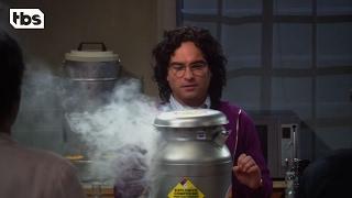 Elevator | The Big Bang Theory | TBS