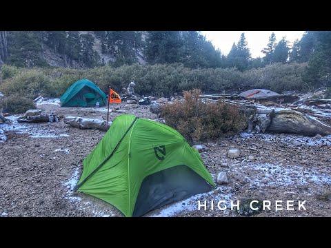 High Creek, San Gorgonio Wilderness