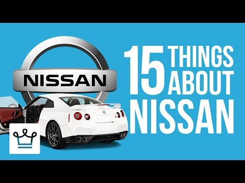 15-things-you-didn't-know-about-nissan