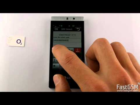 Unlock LG GD880 Mini