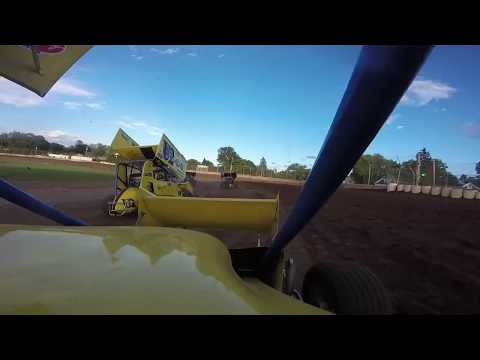 Badger Micros at Plymouth Dirt Track Racing - 6-24-17 Heat Race