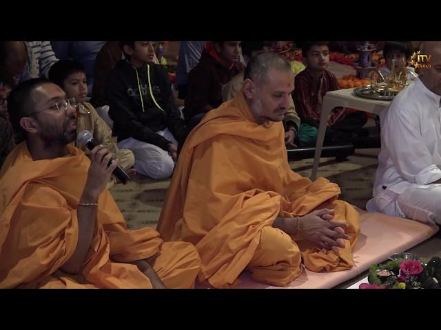 BAPS Shri Swaminarayan Mandir Organizes Annual Diwali Annakut 2018 Festival