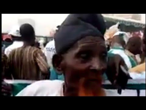 Zanga Zangar Kan Sauke Oshomole a Garin Zamfara thumbnail