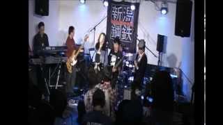 STUFFYスピンオフ企画。 ボーカル・チナツが昭和の名曲を歌うバンド 「C...