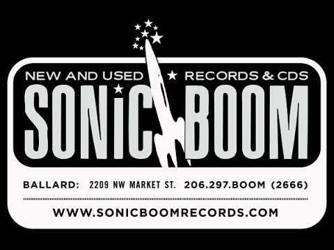 Record Store Day 2014: Sonic Boom Records- Get It On Vinyl